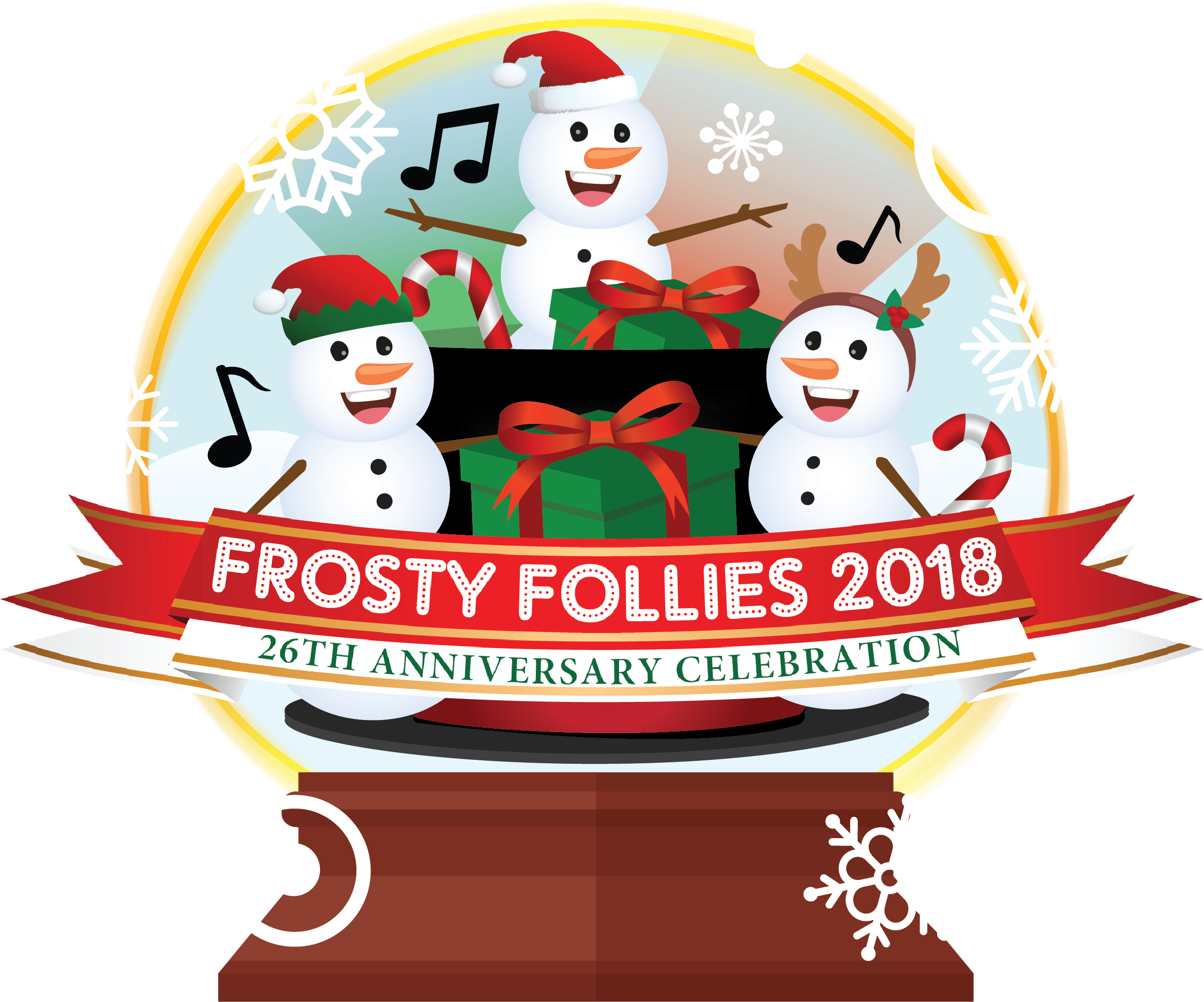 Frosty Follies Joy Of Dance