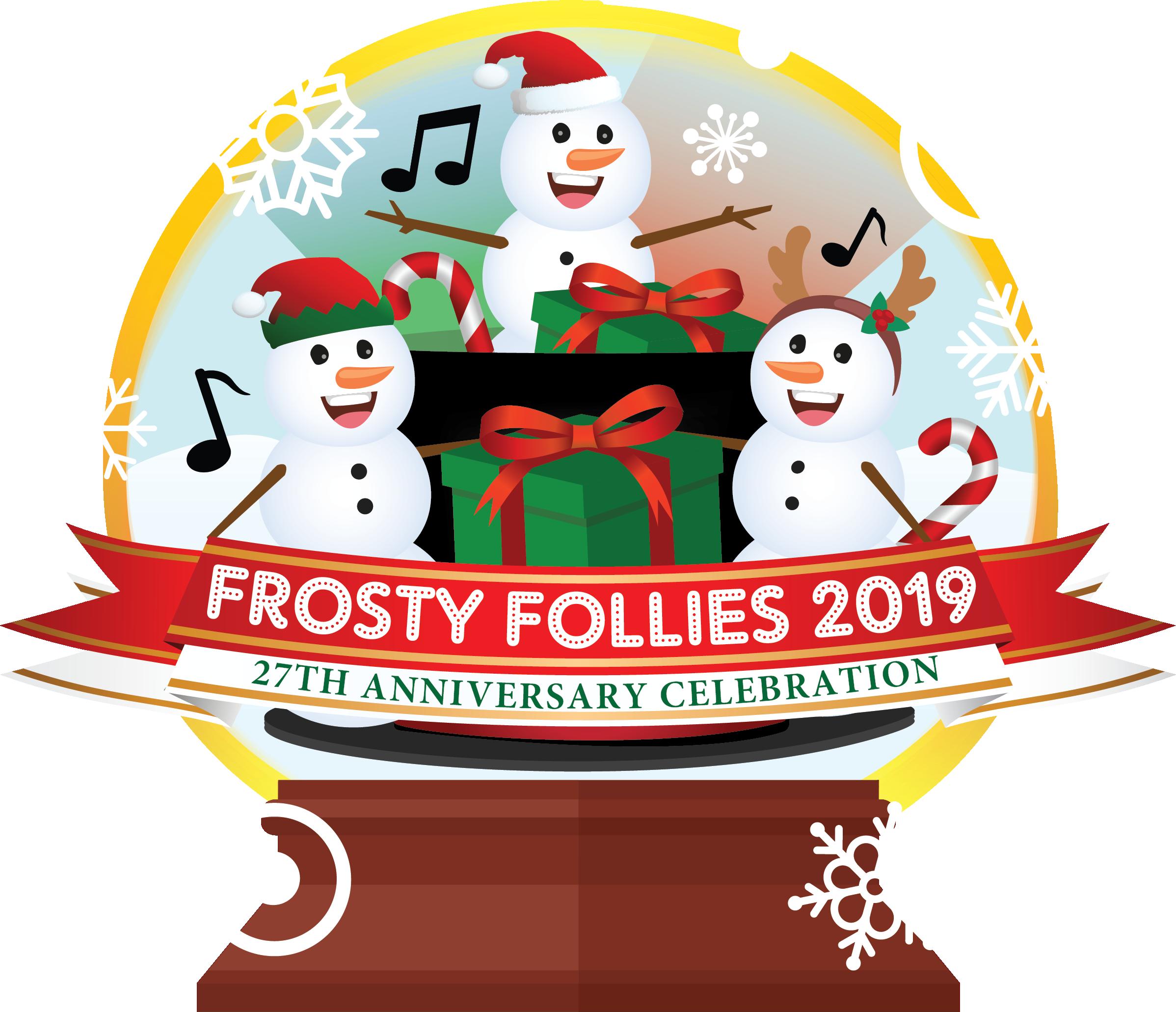 Frosty Follies Joy Of Dance